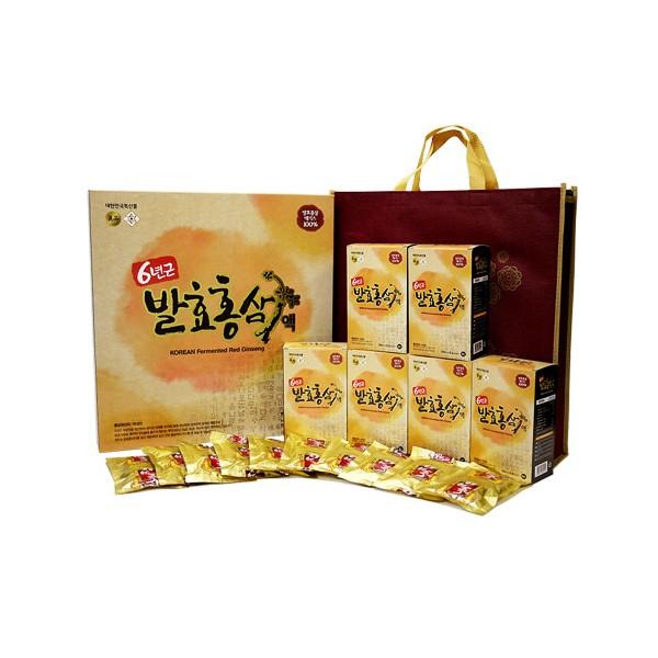 6년근 발효홍삼 액